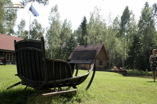 12/13 Atsikivi Cottages