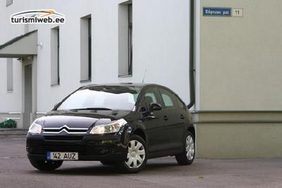 1/10 Car Rent Estonia Yes Rent - Carrent, Van Rental