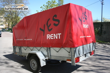5/10 Car Rent Estonia Yes Rent - Carrent, Van Rental
