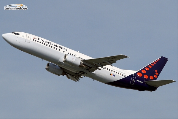 5/5 Brussels Airlines