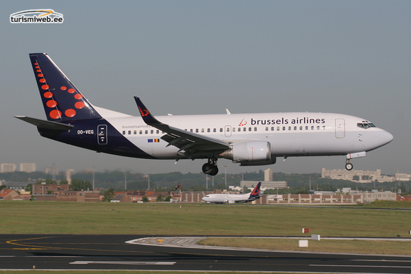 4/5 Brussels Airlines