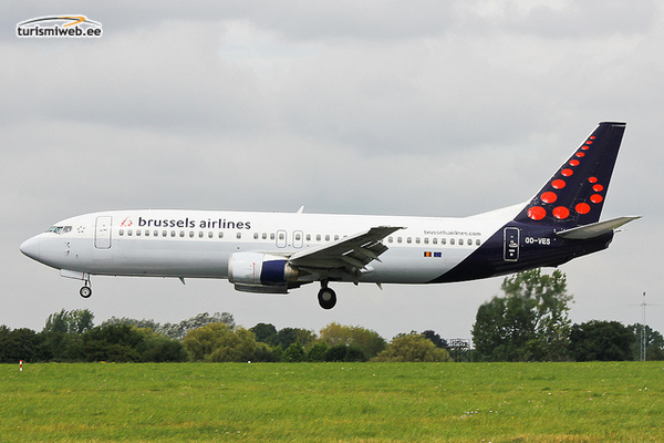 3/5 Brussels Airlines