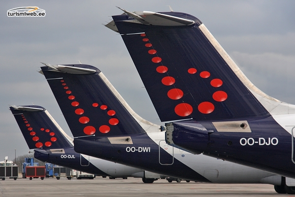 1/5 Brussels Airlines