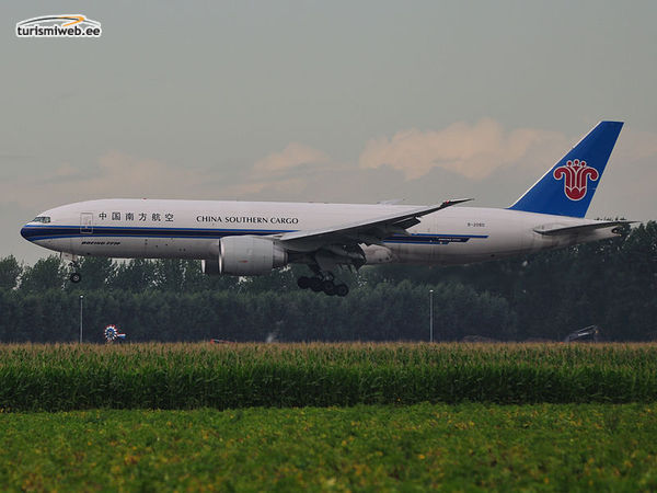 2/5 China Southern Airlines