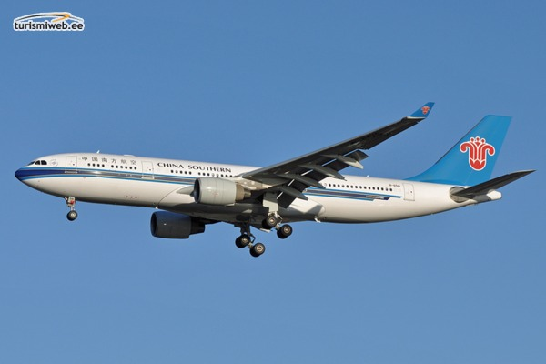 3/5 China Southern Airlines