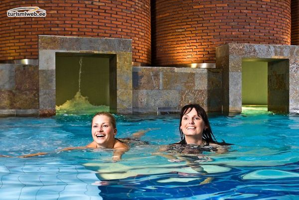 8/12 Estonia Medical Spa & Hotel Termid