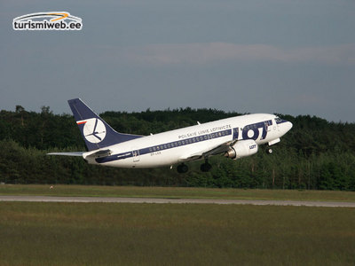 1/5 Lot Polish Airlines