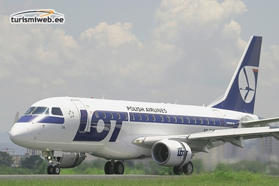 3/5 Lot Polish Airlines