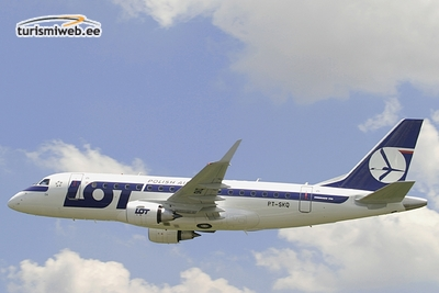 4/5 Lot Polish Airlines