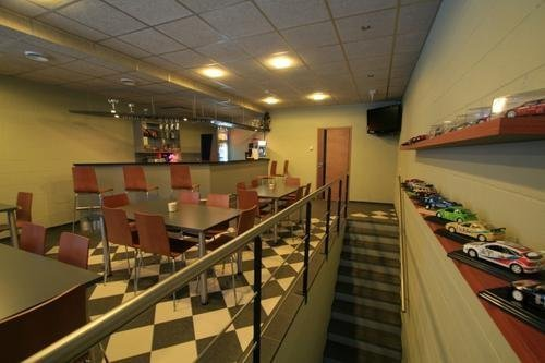 Laitserallypark / Cafe room