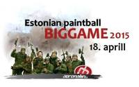 "2015 Estonian Paintball BigGame ""Suured manöövrid"" Männikul"