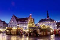 For the first time a Christmas-themed tour for British cruise tourists includes Tallinn as one of its destinations