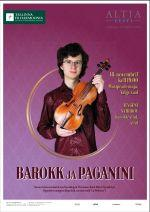 18th November House of the Blackheads BAROKK and PAGANINI