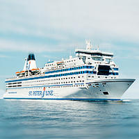 ST.PETER LINE Adds Tallinn Port to Princess Maria Cruise Ferry Schedule