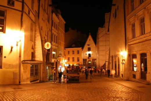 Tallinn de hoofdstad