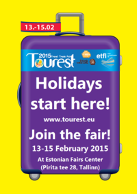 Turismiweb invite you to the 24th international travel trade fair