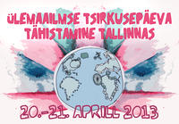 World Circus Day in Tallinn 2013